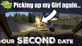My Summer Car - Our SECOND Date !!!