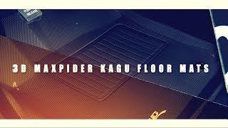 3D Maxpider Kagu Floor Mats - Product Spotlight
