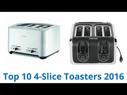 10 Best 4-Slice Toasters 2016