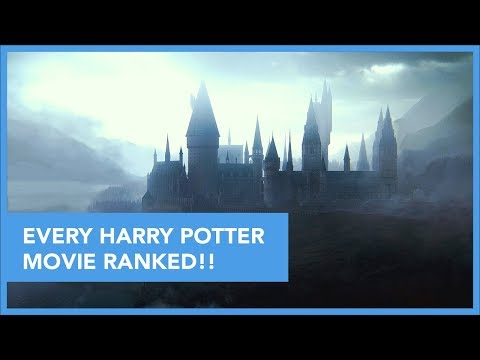 All 10 Harry Potter Movie Ranked From Worst To Best