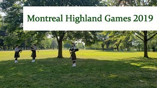 Montreal Highland Games 2019