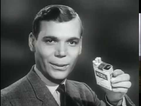 Kool old cigarette commercials - 1950s, 1960s - part 1