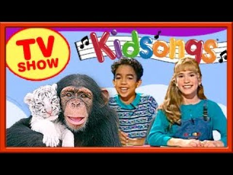 Kids Songs About Chimps, Cubs & Dogs| Baby Animal Songs|Jeepers|Petting Zoo| Kidsongs TV Show|PBS