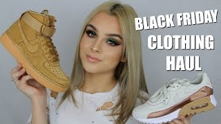 Collective Black Friday Clothing Haul (Pt.1) | Aidette Cancino