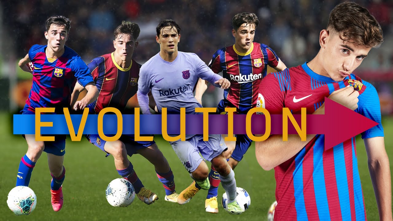 Download GAVI... from LA MASIA to FIRST TEAM (Exclusive official footage)