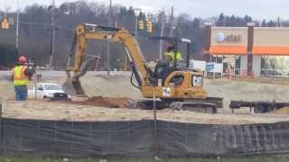 CALL 828 713 1999 Weaverville NC grading company today in front of Asheville mall
