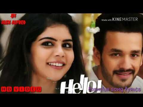 Kitne The Khwaab Dekhe Song Lyrics || Hello Movie ||