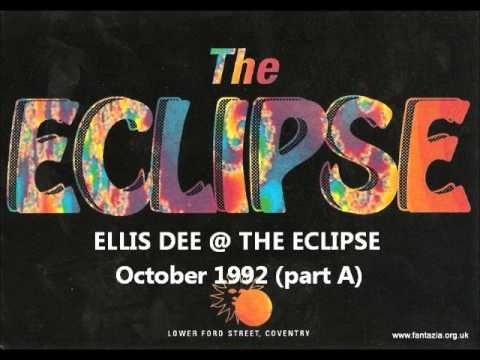 ellis dee @ eclipse October 1992 side A