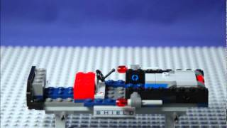 Lego 6867 Lokis Cosmic Cube Escape