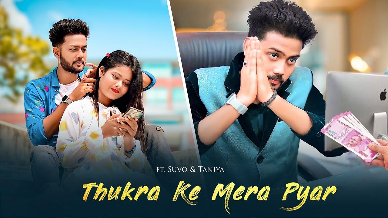 Download Thukra Ke Mera Pyar | Garib Ladka vs Bewafa Ladki | Krishna Beura | Latest Hindi Song | SK Love