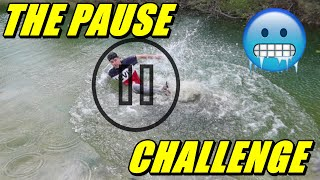 THE PAUSE CHALLENGE 3 **SPECIAL 200K ABONATI**