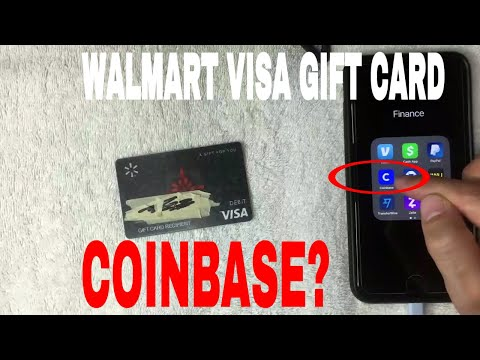✅  Can You Use Walmart Visa Gift Card On Coinbase To Buy Bitcoin 🔴