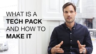 Clothing Production: What is a Tech Pack and How to Make it?