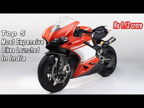 5 Most Expensive Bikes Launched In India