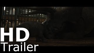 JURASSIC WORLD 2 Movie Clip   Cute Triceratops Family 2018 Chris Pratt, Jurassic Park Movie HD