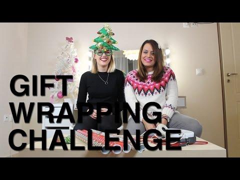 Gift Wrapping Challenge με την Olini1989 | i Mikri Ollandeza