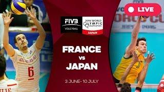France v Australia - 2016 Men's World Olympic Qualification Tournament