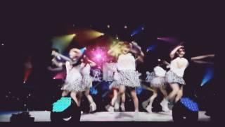 I☆RISは日本武道館にてライブをしました。結成して4年18日です!