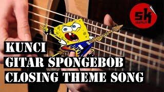 Kunci Gitar Spongebob Closing Theme Song