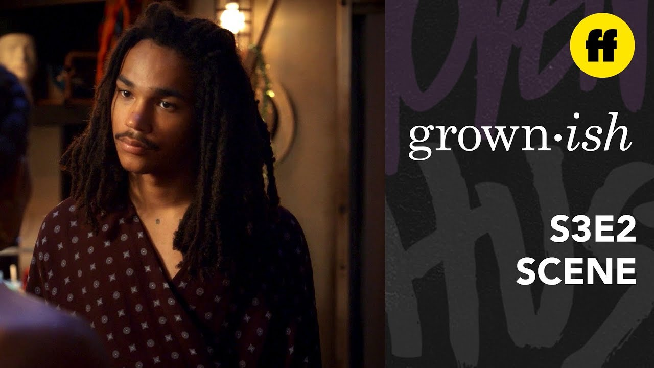 Download grown-ish Season 3, Episode 2 | Zoey Asks Luca For Advice | Freeform