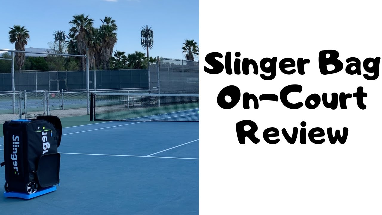 Slinger Bag On Court Review First Impressions Youtube