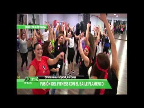Andalucìa Directo Entrevista María Carrillo Fit Flamc