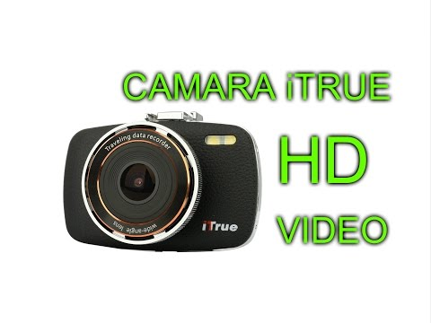 ITrue X3 Dash Cam,2.7Inch LCD,1080P,170 Degree Angle,Night Vision Vdieo