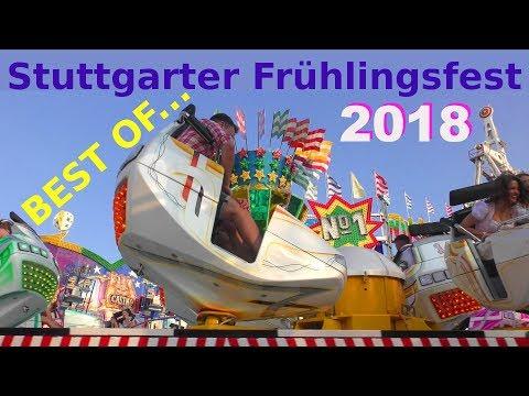 BEST OF...Stuttgarter Frühlingsfest 2018 - Cannstatter Wasen - Volksfest Stuttgart