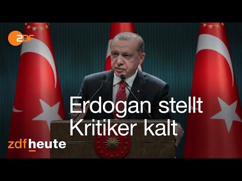 Wie Erdogan während der Corona-Pandemie seine Macht zementiert