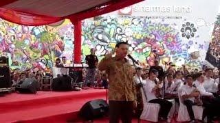 Pidato dan Peresmian RPTRA Kalijodo oleh Gubernur DKI Jakarta Basuki AHOK (Part 2)