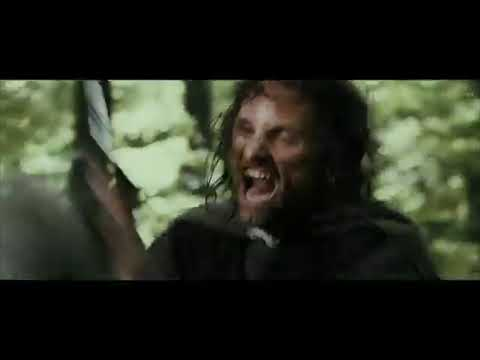 Aragorn All Fight Scenes (Lord Of The Rings)