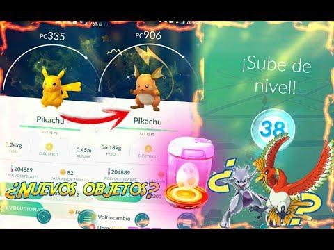 NOTICIAS! ¡¿LLEGA MEWTWO?! EVOLUCIONANDO PIKACHU SHINY !! UNBOXING SUSCRIPTORES !! - Pokemon Go