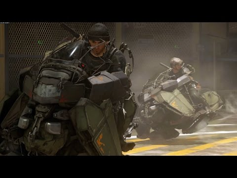 Call of Duty: Advanced Warfare - Part 5: Aftermath (1080p FullHD \ 60 fps) [Gameplay Walkthrough]