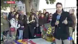 Colliure conmemora los 75 años de la muerte de Machado