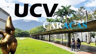 UNIVERSIDAD🎓 CENTRAL DE VENEZUELA 1parte Patrimonio⚽ DEL MUNDOpor laUNESCO ICONO CARAQUEÑO 2018