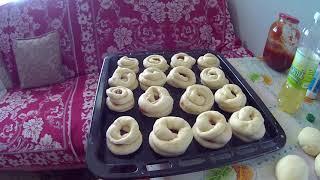 Пирожки из русской печи