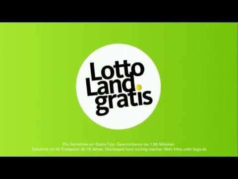 Lotto Werbung