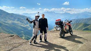 Путешествие в Грузию и Армению 2015 на мотоцикле KTM 1190 Adventure