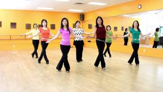 Get Down On The Floor - Line Dance (Dance & Teach in English & 中文)