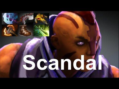 Empire.Scandal Anti-Mage vs Liquid`JerAx, Roddgee, Liquid`MATUMBAMAN Dota 2