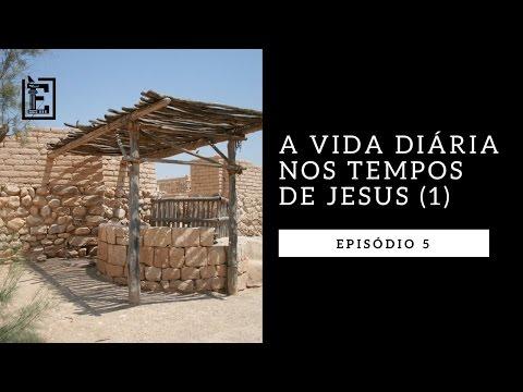 A VIDA NOS TEMPOS DE JESUS 1 - Rodrigo Silva