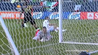 México vs. Costa Rica 4-1 | Copa Oro 2011 | Futbol Retro | Televisa Deportes