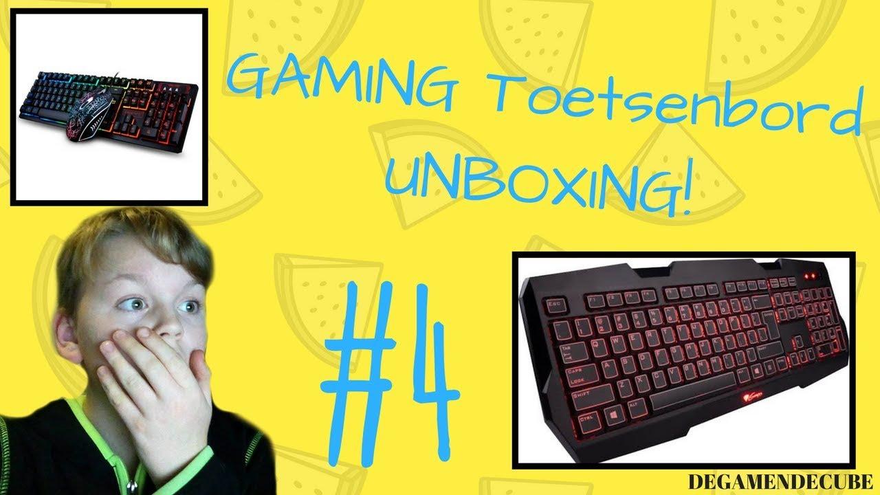 Toetsenbord Met Licht : Gaming toetsenbord met licht unboxing youtube