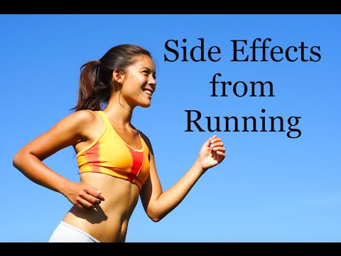 7 SIDE EFFECTS FROM RUNNING - FITNESS BLOG -