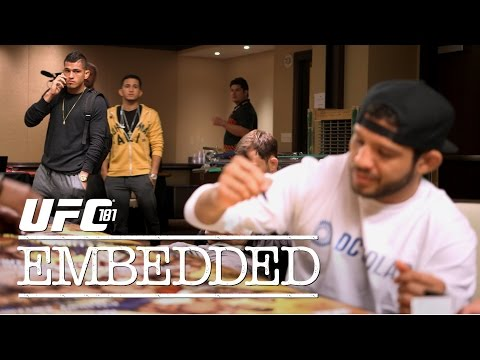 UFC 181 Embedded: Vlog Series - Episode 3
