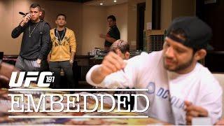 UFC 181 Embedded: Vlog Series - Episode 3