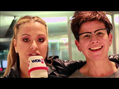 Anastacia - Interview to WDR 2 Radio, Cologne, Germany 17112015