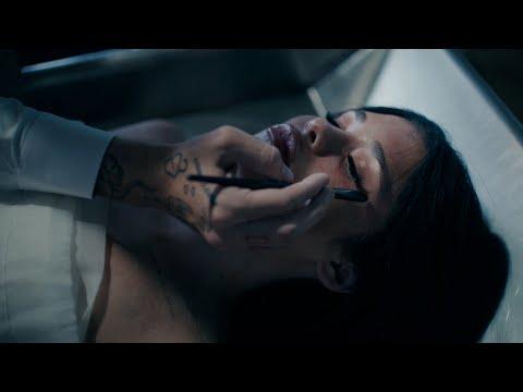 Nessa Barrett - i wanna die (Official Music Video)