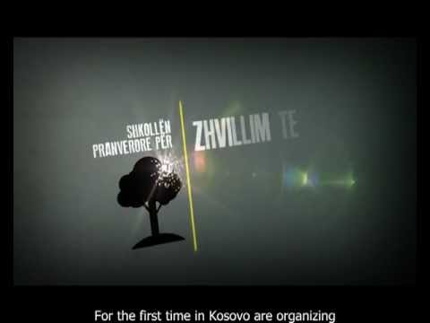 Spring School on Sustainable Human Development in Prishtina English Subtitles