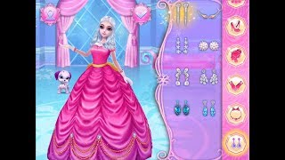 Best Games for Kids - Ice Princess Frosty Sweet Sixteen iPad Gameplay HD Beauty Salon Makeup Games